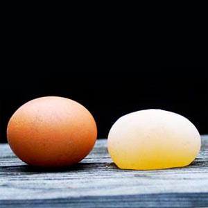 тонкая скорлупа у куриных яиц